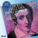 ショパン:前奏曲集、即興曲/Claudio Arrau