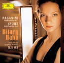 Paganini / Spohr: Violin Concertos incld. Listening Guide/Hilary Hahn, Swedish Radio Symphony Orchestra, Eije Oue