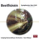 Beethoven: Symphonies Nos.5 & 6/Gewandhausorchester Leipzig, Kurt Masur