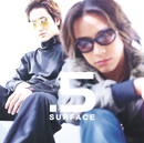 .5(HALF)/about love/SURFACE