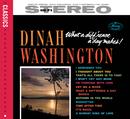 DINAH WASHINGTON/WHA/Dinah Washington