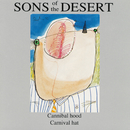 Cannibal Hood Carnival Hat/Sons Of The Dessert