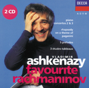 ラフマニノフ:ピアノ協奏曲第2/3番/パガニーニ狂詩曲/Vladimir Ashkenazy, London Symphony Orchestra, André Previn