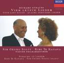 R.シュトラウス:4つの最後の歌/Kiri Te Kanawa, Sir Georg Solti, Wiener Philharmoniker