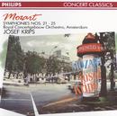 Mozart: Symphonies Nos. 21, 22, 23, 24 & 25/Royal Concertgebouw Orchestra, Josef Krips