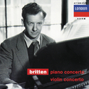 Britten: Piano Concerto; Violin Concerto/Mark Lubotsky, Sviatoslav Richter, English Chamber Orchestra, Benjamin Britten