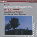 Bach, J.S.: Violin Concertos; Double Concertos/Arthur Grumiaux, Herman Krebbers, Heinz Holliger, Les Solistes Romands, Arpad Gérecz, New Philharmonia Orchestra, Edo de Waart
