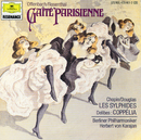 オッフェンバック:パリの喜び、他/Berliner Philharmoniker, Herbert von Karajan