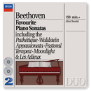 Beethoven: Favourite Piano Sonatas (2 CDs)/Alfred Brendel