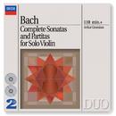 Bach, J.S.: Complete Sonatas & Partitas for Solo Violin (2 CDs)/Arthur Grumiaux