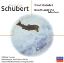 シューベルト:ピアノ五重奏曲「ます」、他/Sir Clifford Curzon, Members Of The Wiener Oktett, Wiener Philharmonisches Streichquartett