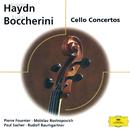 ボッケリーニ/ハイドン:チェロ協奏曲/Mstislav Rostropovich, Collegium Musicum Zurich, Paul Sacher, Pierre Fournier, Festival Strings Lucerne, Rudolf Baumgartner