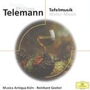 テレマン:水上の音楽/Musica Antiqua Köln, Reinhard Goebel
