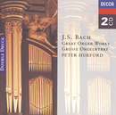Bach, J.S.: Great Organ Works (2 CDs)/Peter Hurford