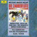 Mozart: Die Zauberflote K620 - Highlights/RIAS Kammerchor, Berliner Philharmoniker, Karl Böhm