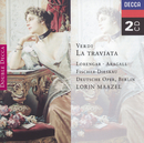 Verdi: La Traviata/Pilar Lorengar, Giacomo Aragall, Chor der Deutschen Oper Berlin, Orchester der Deutschen Oper Berlin, Lorin Maazel