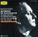 Beethoven: Concertos for Piano and Orchestra/Wilhelm Kempff, Berliner Philharmoniker, Paul van Kempen