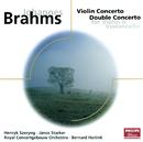ブラームス:ヴァイオリン協奏曲、二重協奏曲/Henryk Szeryng, János Starker, Royal Concertgebouw Orchestra, Bernard Haitink