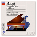 Mozart: Favourite Works for Piano (2 CDs)/Alfred Brendel