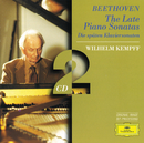 Beethoven: The Late Piano Sonatas (2 CD's)/Wilhelm Kempff