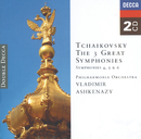 Tchaikovsky: Symphonies Nos. 4, 5 & 6 (2 CDs)/Philharmonia Orchestra, Vladimir Ashkenazy