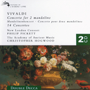 Vivaldi: 14 Concertos (for Mandolin, Flute, Trumpet, Violin,  etc.) (2 CDs)/Various Artists, The Academy of Ancient Music, Christopher Hogwood, New London Consort, Philip Pickett, The Bach Ensemble, Joshua Rifkin