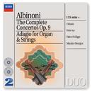 Albinoni: The Complete Concertos/Adagio for Organ & Strings (2 CDs)/I Musici, Heinz Holliger, Felix Ayo, Maurice Bourgue, Maria Teresa Garatti