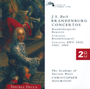 Bach, J.S.: The Brandenburg Concertos (2 CDs)/The Academy of Ancient Music, Christopher Hogwood