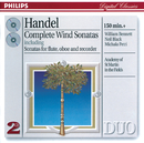 Handel: Complete Wind Sonatas (2 CDs)/Academy of St. Martin in the Fields Chamber Ensemble