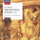 J.S. Bach: Orchestral Suites Nos. 1-4/Stuttgarter Kammerorchester, Karl Münchinger