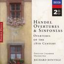 ヘンデル、他:序曲集/English Chamber Orchestra, Richard Bonynge