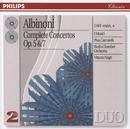 Albinoni: Complete Concertos Op.5 & Op.7 (2 CDs)/I Musici, Pina Carmirelli, Berlin Chamber Orchestra, Vittorio Negri