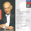 チャイコフスキー:「白鳥の湖」「悲愴」「くるみ割り人形」、他/Chicago Symphony Orchestra, Sir Georg Solti