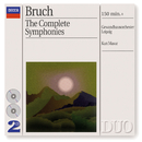 Bruch: The 3 Symphonies/Works for Violin & Orchestra (2 CDS)/Salvatore Accardo, Gewandhausorchester Leipzig, Kurt Masur