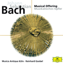 Bach, J.S.: Musical Offering; Harpsichord Sonata No.2 etc./Musica Antiqua Köln, Reinhard Goebel