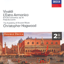 Vivaldi: L'Estro Armonico ; 6 Flute Concertos (2 CDs)/Stephen Preston, The Academy of Ancient Music, Christopher Hogwood