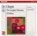 Chopin: The Polonaises/17 Waltzes (2 CDs)/Adam Harasiewicz