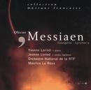 Messiaen: Turangalîla Symphonie/Yvonne Loriod, Jeanne Loriod, R.T.F. National Orchestre, Maurice Le Roux