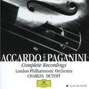 パガニーニ:ヴァイオリン協奏曲全集/Salvatore Accardo, London Philharmonic Orchestra, Charles Dutoit