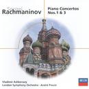 ラフマニノフ:ピアノ協奏曲第1/3番/Vladimir Ashkenazy, London Symphony Orchestra, André Previn