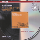 Beethoven: The Late String Quartets (3 CDs)/Quartetto Italiano