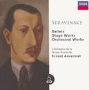 Stravinsky: Ballets/Stage Works/Orchestral Works (8 CDs)/L'Orchestre de la Suisse Romande, Ernest Ansermet