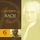 J.S. Bach: Oeuvres pour orchestre/Orchestre De La Sarre, Karl Ristenpart