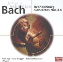 Bach, J.S.: Brandenburg Concertos Nos.4-6; Concerto for 2 harpsichords/I Musici