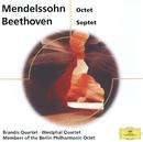 メンデルスゾーン:ゲンガクハチシ/Brandis Quartett, Westphal-Quartett