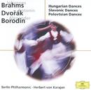 ブラームス、ドヴォルザーク、ボロディン、スメタナ:舞曲集/Berliner Philharmoniker, Herbert von Karajan