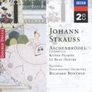 ヨハン・シュトラウス2セイ:シンデレラ/The National Philharmonic Orchestra, Richard Bonynge