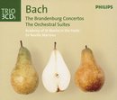 Bach, J.S.: Brandenburg Concertos/Orchestral Suites/Violin Concertos/Academy of St. Martin in the Fields, Sir Neville Marriner