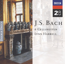 Bach, J.S.: The Cello Suites (2 CDs)/Lynn Harrell