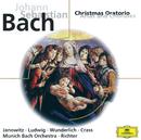 バッハ:クリスマス・オラトリオ ハイライト/Gundula Janowitz, Christa Ludwig, Fritz Wunderlich, Franz Crass, Münchener Bach-Chor, Münchener Bach-Orchester, Karl Richter